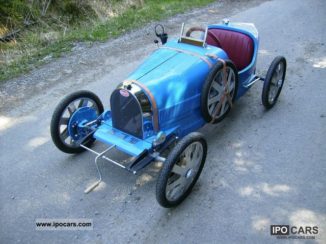 Bugatti  35 2012 Electric Cars photo