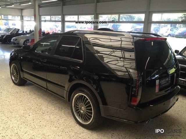 2008 Cadillac Srx V6 Awd Sport Luxury Europe Panorama 7