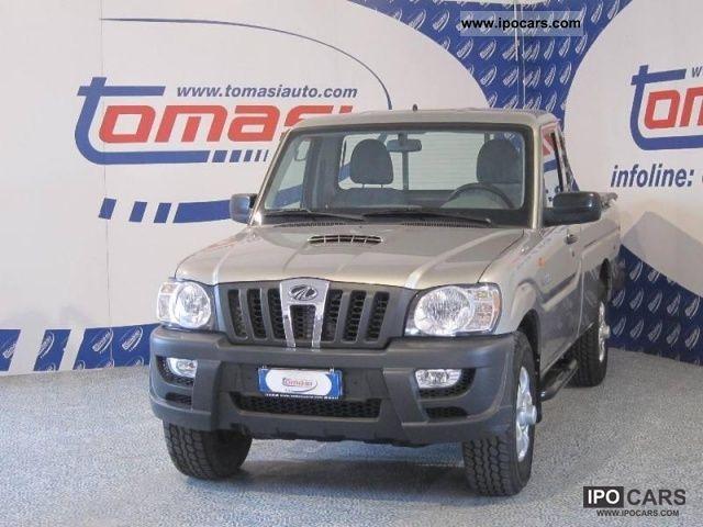 2010 Mahindra  Goa CRDE 2.2 16V 4WD SC Pick-Up Other Used vehicle photo