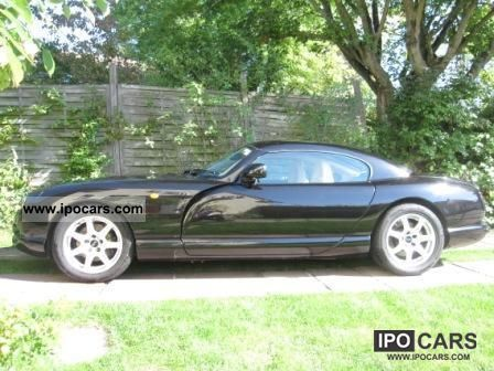 2001 TVR  Cerbera Speed ​​Six MK II in mint condition Sports car/Coupe Used vehicle photo