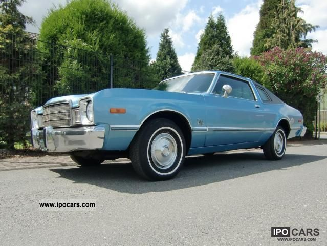 Chrysler  New yorker / Volare 1979 Vintage, Classic and Old Cars photo