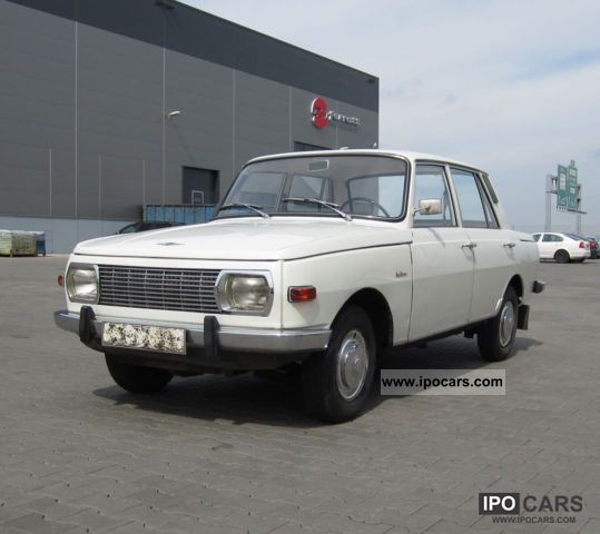 Wartburg  353 TOP! 1973 Vintage, Classic and Old Cars photo