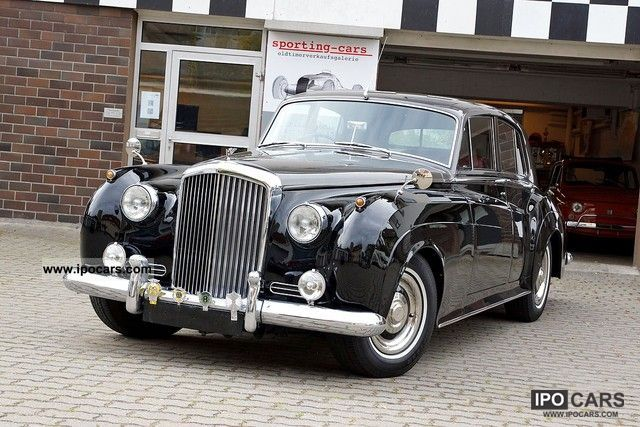 Bentley  S1 in top condition! 1958 Vintage, Classic and Old Cars photo