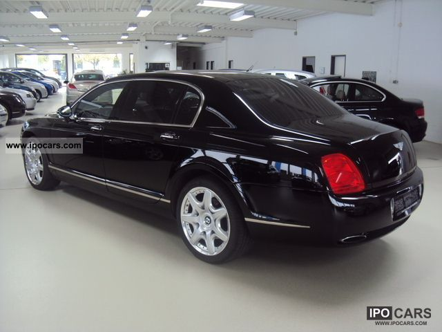2008 Bentley Continental Flying Spur Mulliner German First