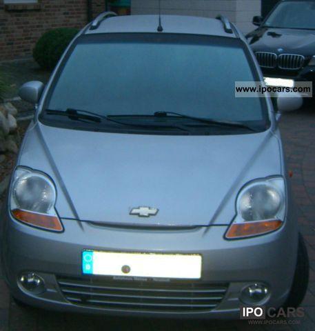 2005 Chevrolet  Matiz 1.0 SE Small Car Used vehicle photo