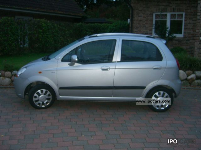 2005 chevrolet matiz 1 0 se car photo and specs. Black Bedroom Furniture Sets. Home Design Ideas