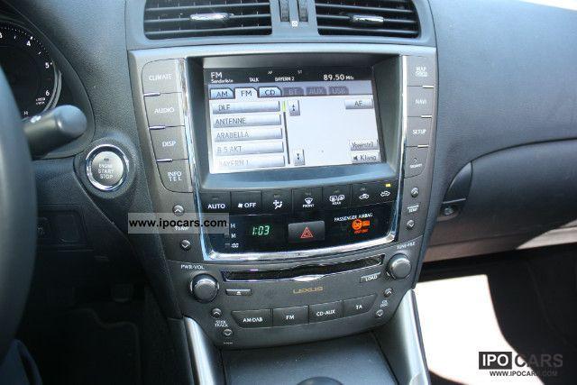2012 lexus is 220d sedan navi car photo and specs. Black Bedroom Furniture Sets. Home Design Ideas