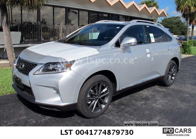 2012 lexus rx 350 awd luxury sport leather navigation car photo and specs. Black Bedroom Furniture Sets. Home Design Ideas