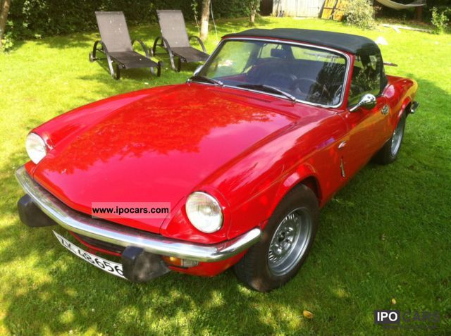 Triumph  Spitfire 1971 Vintage, Classic and Old Cars photo