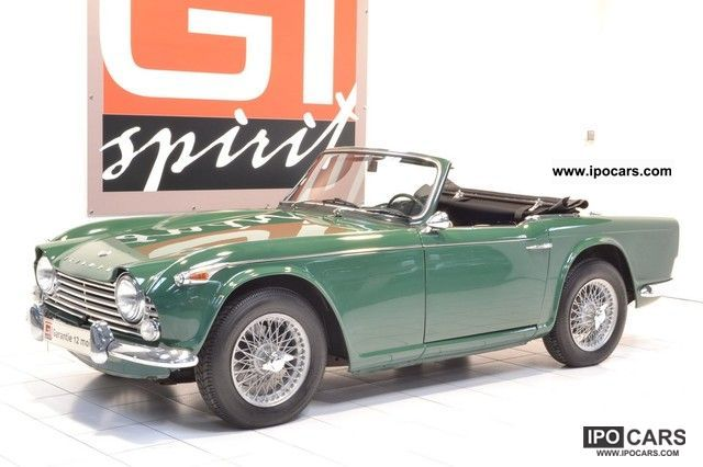 Triumph  TR4 1967 Vintage, Classic and Old Cars photo