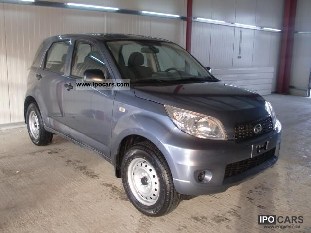 2012 Daihatsu  Terios 1.5 SX 4WD Air, RCD MP3 Other New vehicle photo