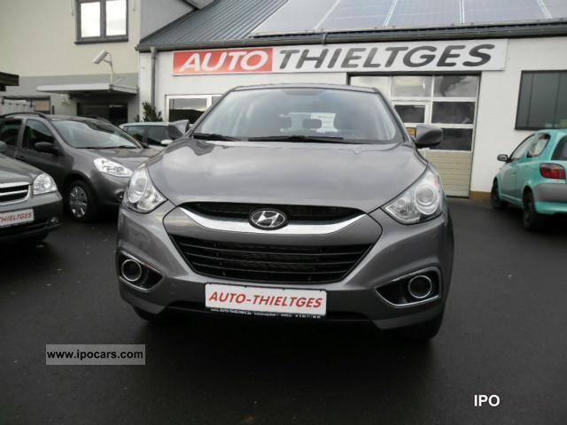 2012 Hyundai  iX35 1.6 ltr. GDI 6th gear ESP + + Off-road Vehicle/Pickup Truck New vehicle photo
