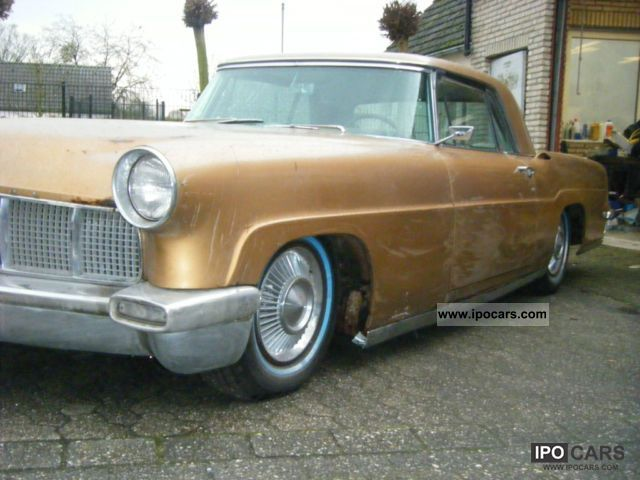 1956 Lincoln  Continental Sports car/Coupe Used vehicle photo