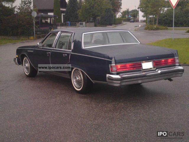 1980 Buick Park Avenue Car Photo And Specs