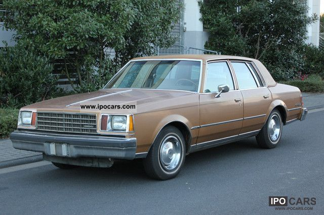 1980 Buick  Century Limited V8 German vehicle Limousine Classic Vehicle photo