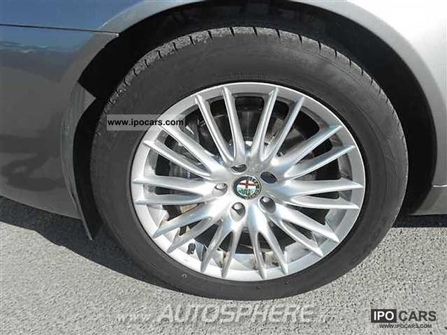 2009 alfa romeo 159 sw 1 9 jtdm 150 selective car photo. Black Bedroom Furniture Sets. Home Design Ideas