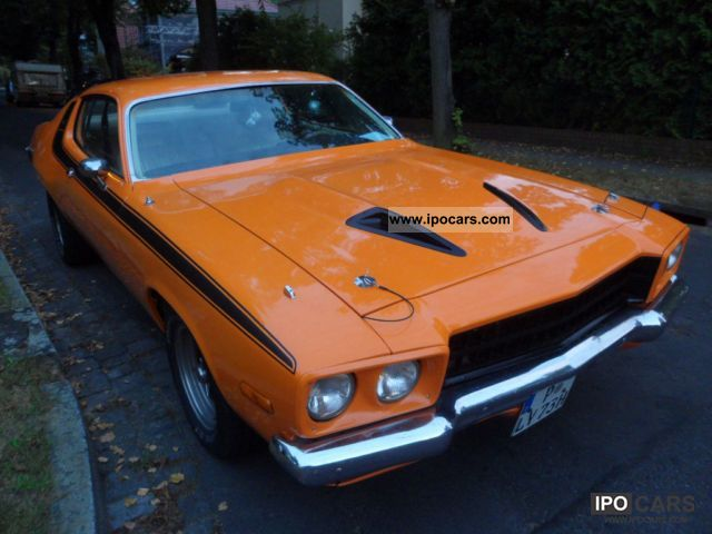 Plymouth  Roadrunner Satellite 1973 Vintage, Classic and Old Cars photo
