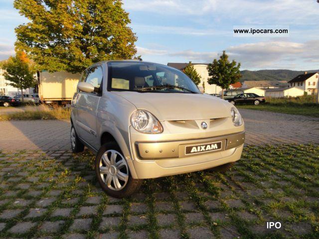 2005 Aixam  741 Small Car Used vehicle photo