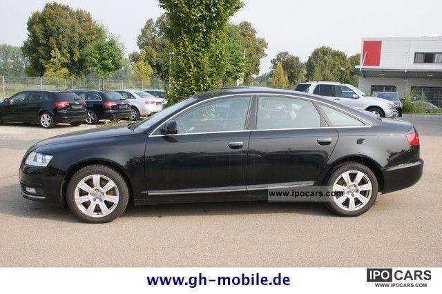 2009 Audi  A6 3.0 TDI   Navi DVD   Led   Xen   Sports seats   PDC   SH Limousine Used vehicle photo