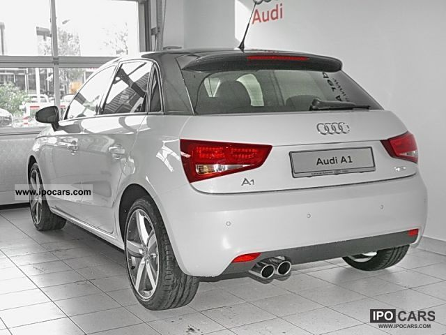 2012 audi a1 sportback 1 4 tfsi car photo and specs. Black Bedroom Furniture Sets. Home Design Ideas