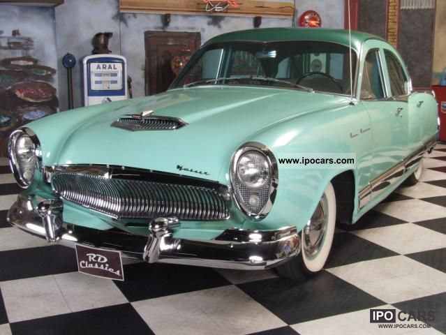 1954 Cadillac Deville Supercharged Car Photo And Specs