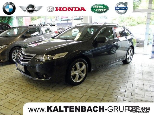 2012 Honda  Tourer lifestyle AIR, LM WHEELS, CD RADIO, ZV, ESP, Estate Car Used vehicle photo