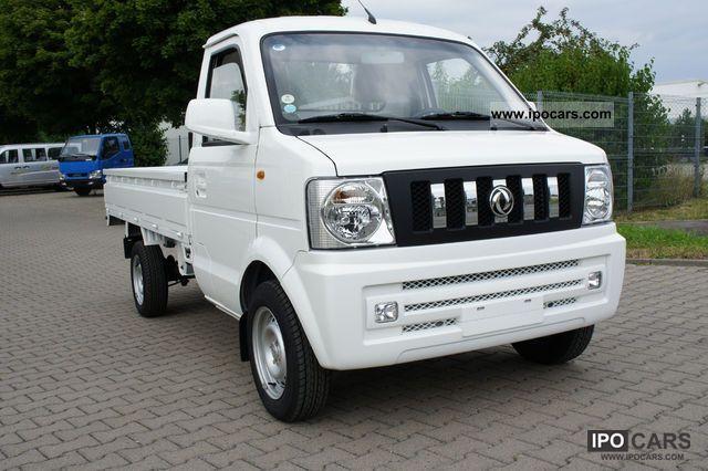 2012 Dacia Dfsk Mini Truck Pick Up New Car Photo And Specs