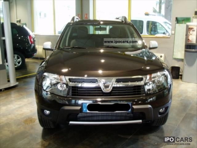 2012 dacia duster 1 5 dci110 fap laur ate 4x4 car photo and specs. Black Bedroom Furniture Sets. Home Design Ideas