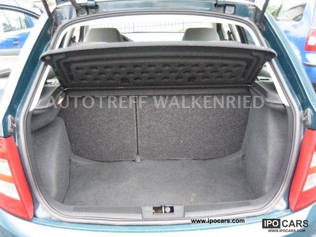 2012 Skoda Fabia Comfort 1 4 16v Car Photo And Specs