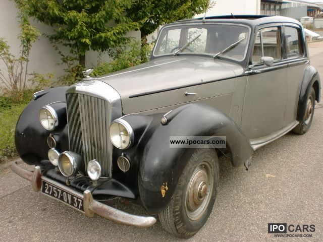 1952 Bentley  MK VI Year 1952 \ Limousine Classic Vehicle photo