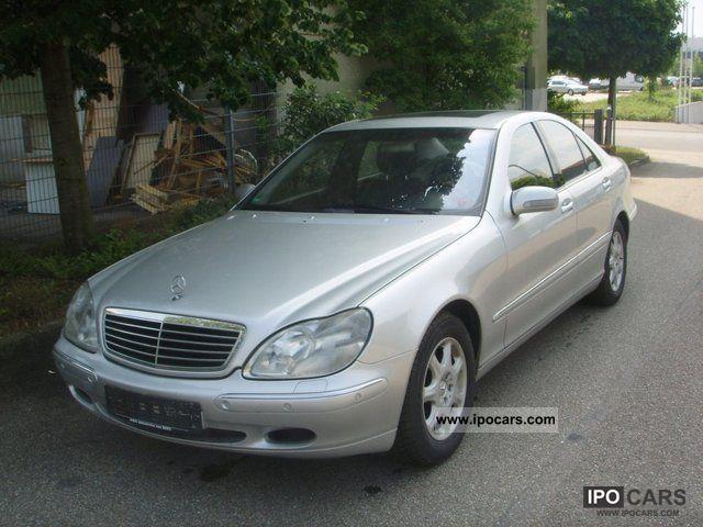 1998 mercedes benz s 430 original 74000km first hand for Mercedes benz s 430