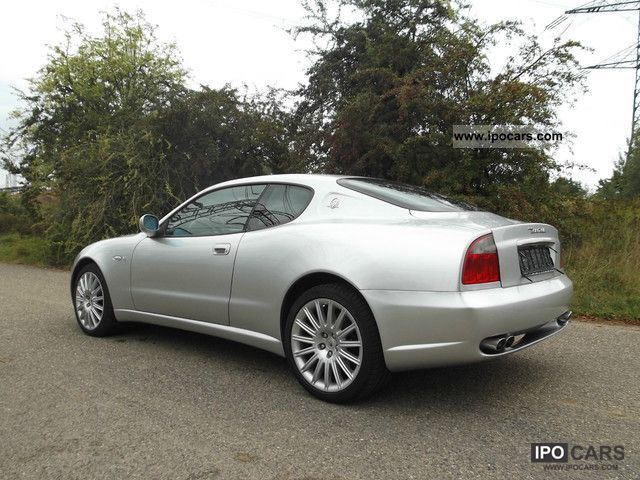 2002 Maserati Coupe GT 1Hd Switch Top Sports Car Used Vehicle Photo