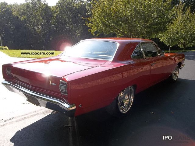 Plymouth  Road Runner (U.S. price) 1968 Vintage, Classic and Old Cars photo