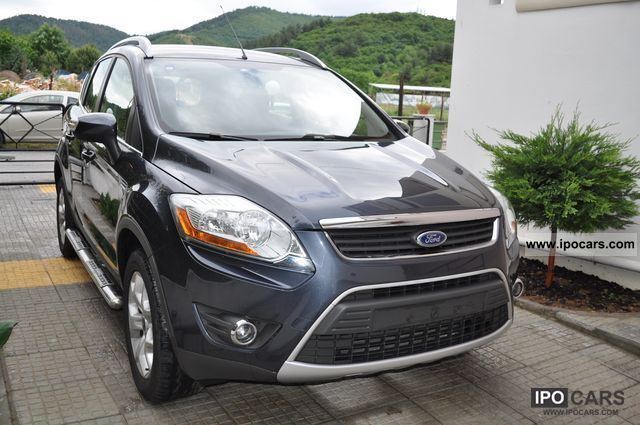 2009 Ford  Kuga 2.5 4x4! 8x frosting on ALU! TOP PRICE!! Off-road Vehicle/Pickup Truck Used vehicle photo
