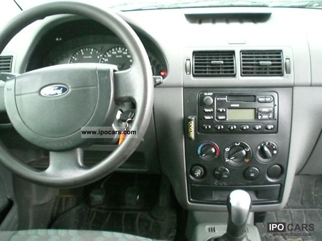 2006 Ford Transit Connect 1 8 Tdci Air Car Photo And Specs
