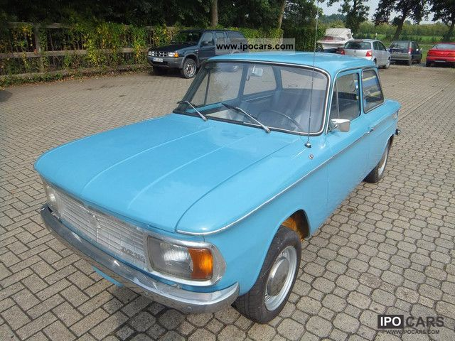 1967 NSU  110 1200 Type C Small Car Classic Vehicle photo
