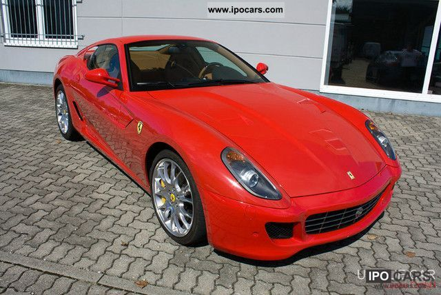 2009 Ferrari  599 GTB F1-Superfast circuit - Carbon Ceramic Sports car/Coupe Used vehicle photo