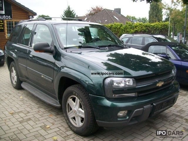 GMC  Chevrolet Trailblazer LT Premium 2004 Liquefied Petroleum Gas Cars (LPG, GPL, propane) photo