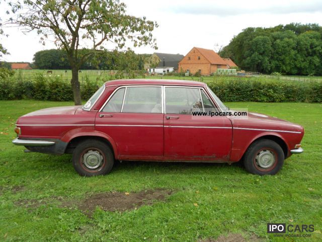 Talbot  Simca 1301 1974 Vintage, Classic and Old Cars photo