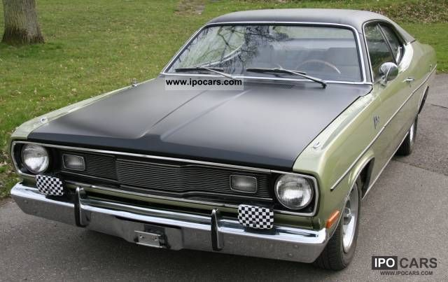 Plymouth  Duster 1972 Vintage, Classic and Old Cars photo