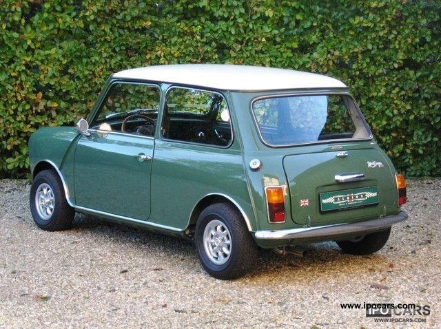 1973 austin authi mini cooper 1300 car photo and specs. Black Bedroom Furniture Sets. Home Design Ideas