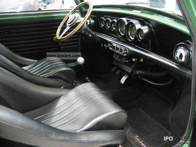 1973 Austin Authi Mini Cooper 1300