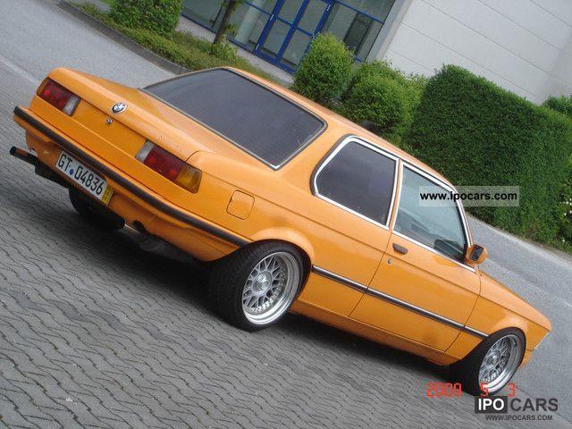 2012 BMW  323i E21 2,7 l, Hartgeauspuff, 3Tlg WRD Sports car/Coupe Used vehicle photo