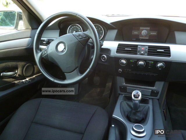 2007 Bmw 525xi Klimatronic Car Photo And Specs