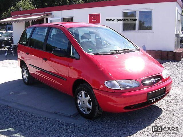 1998 Ford  Galaxy 16V CLX 6 seats Van / Minibus Used vehicle photo