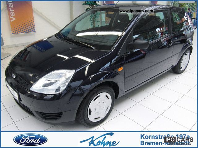 2004 Ford  Viva Fiesta 1.3 Small Car Used vehicle photo