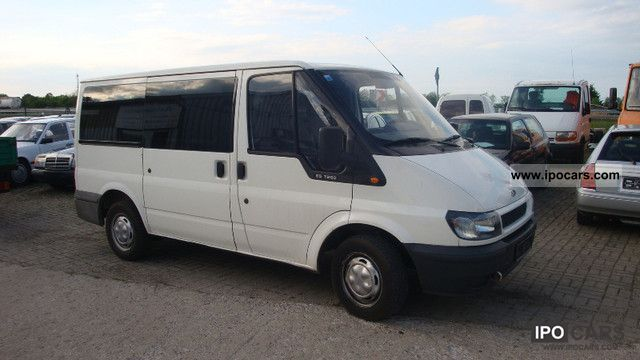 2005 Ford  FT 280 K TDE Cars Van / Minibus Used vehicle photo