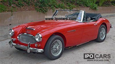Austin Healey  3000 Mark III 1967 Vintage, Classic and Old Cars photo