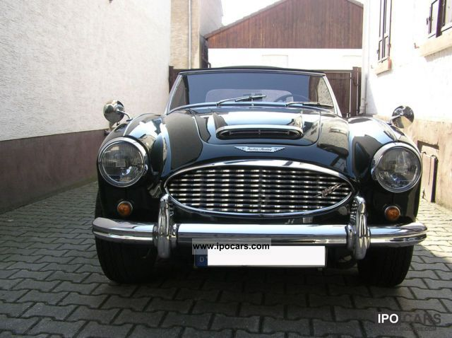 Austin Healey  BN4 100/6 1956 Vintage, Classic and Old Cars photo