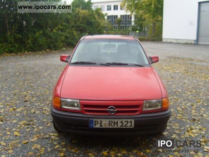 1994 opel astra sport related infomation specifications weili automotive network. Black Bedroom Furniture Sets. Home Design Ideas